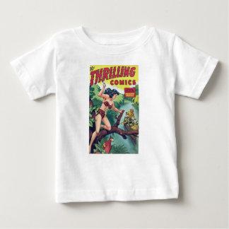 Jungle Woman Baby T-Shirt
