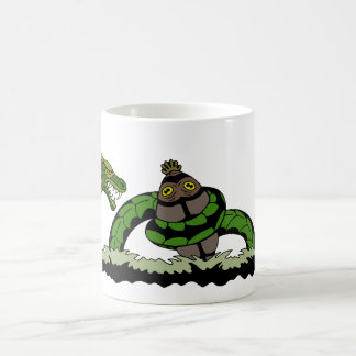 Jungun Catching a Quibbib Coffee Mug