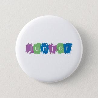 Junior 6 Cm Round Badge