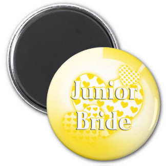 Junior Bride Magnet