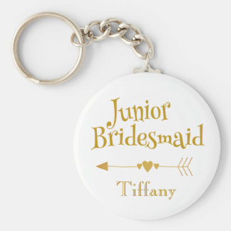 Junior Bridesmaid Gifts Key Ring