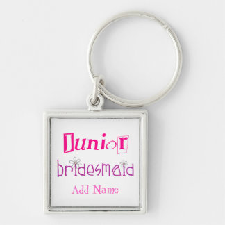 Junior Bridesmaid Key Chains