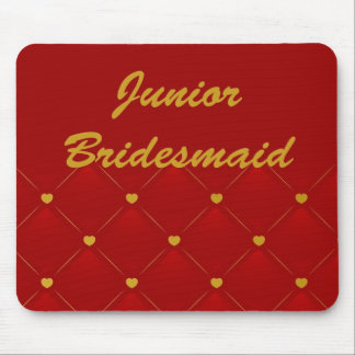 Junior Bridesmaid Mouse Pad