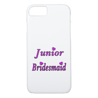Junior Bridesmaid Simply Love iPhone 7 Case