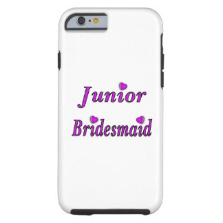 Junior Bridesmaid Simply Love Tough iPhone 6 Case