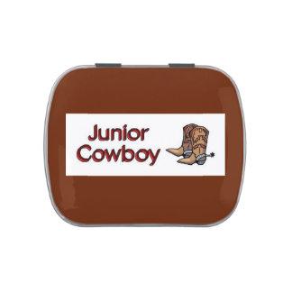 Junior Cowboy Jelly Belly Tin