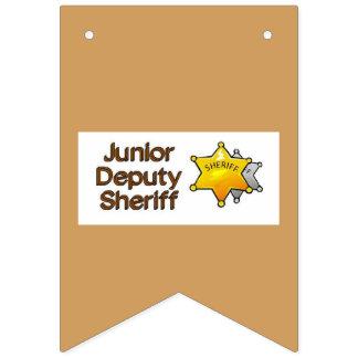 Junior Deputy Sheriff Bunting