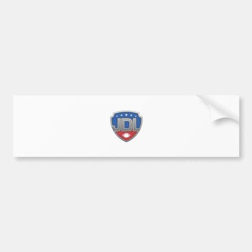 Junior Development Leage Football Bumper Sticker