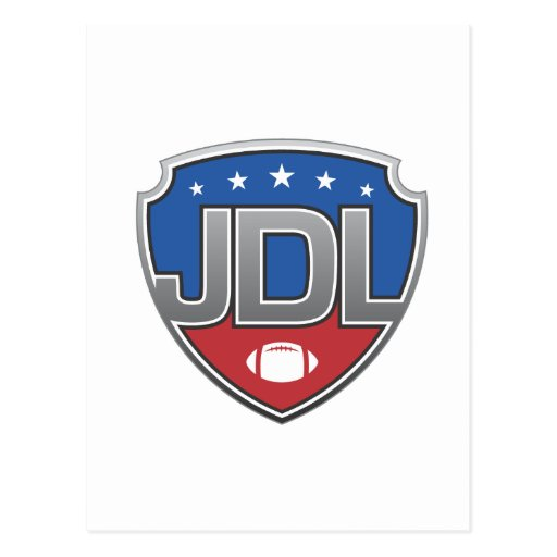 Junior Development Leage Football Postcards