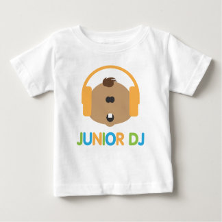 Junior DJ - Baby Brown - Toddler Tshirt