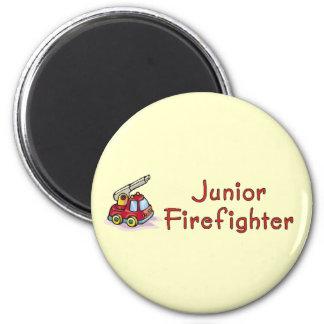 Junior Firefighter Magnet