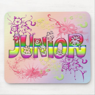 Junior - Flowers 2 Mouse Pad