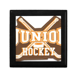 Junior Hockey Player Gift Box