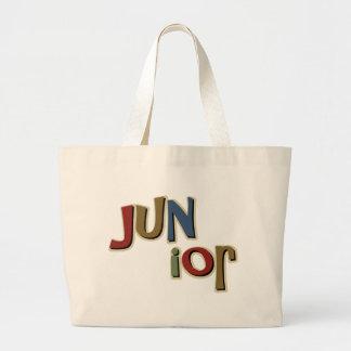 Junior Jumbo Tote Bag
