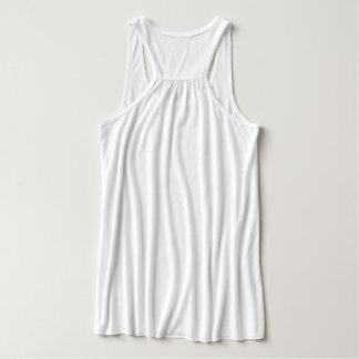 Junior League Tank Top - White