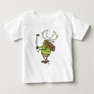 junior moose player baby T-Shirt