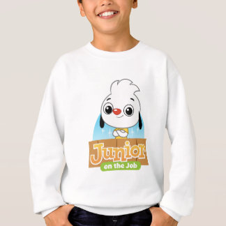 Junior on the Job Sweatshirt