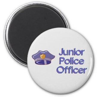 Junior Police Officer Magnet