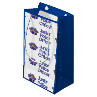 Junior Police Officer Small Gift Bag