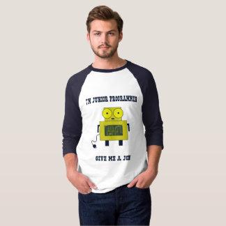 Junior programmer t-shirt