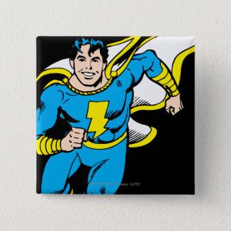 Junior Running 15 Cm Square Badge