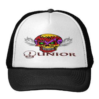 Junior - Skull Wings Cap