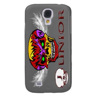 Junior - Skull Wings  Galaxy S4 Cases