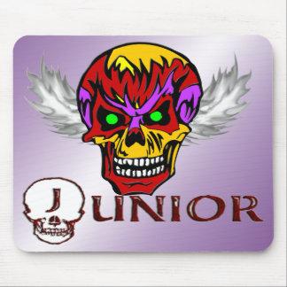 Junior - Skull Wings Mouse Pad