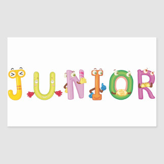 Junior Sticker