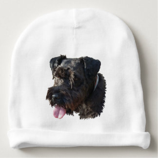 Junior The Schnauzer Baby Beanie