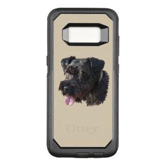 Junior The Schnauzer, mobile OtterBox Commuter Samsung Galaxy S8 Case