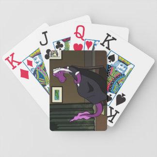 Junior's Mother Poker Deck