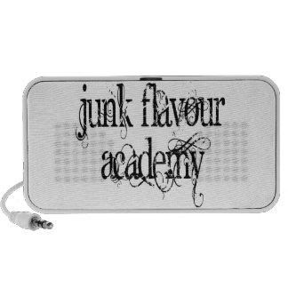 Junk Flavour Academy Doodle Travelling Speaker