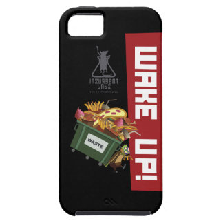 Junk Food Consumer Zombie by Insurgent Labs iPhone 5/5S Cover