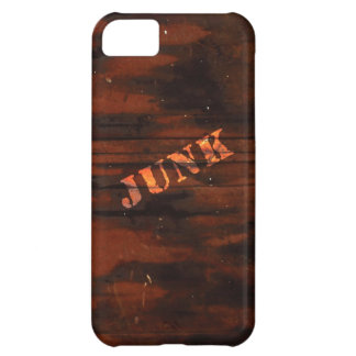 JUNK.jpg iPhone 5C Case