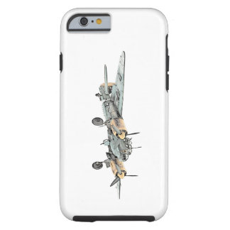 Junkers Ju 88 Bomber Airplane Tough iPhone 6 Case