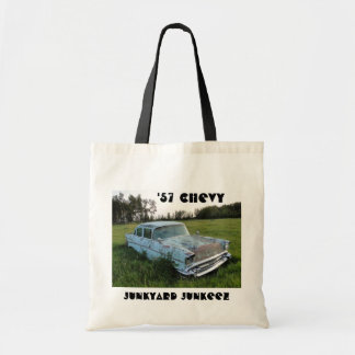 Junkyard Junkeez '57 Chevy Budget Tote