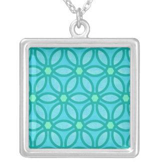 Juno Design Square Pendant Necklace