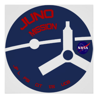 JUNO:  Mission To Jupiter Posters
