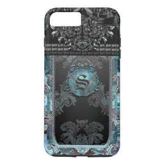 Junobeau Peshfyee  Gothic Unique Monogram iPhone 7 Plus Case