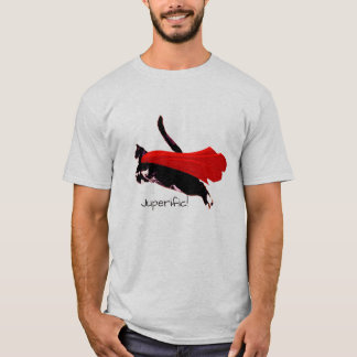 Juperific! Cat shirt