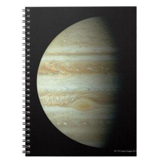 Jupiter 2 spiral note book