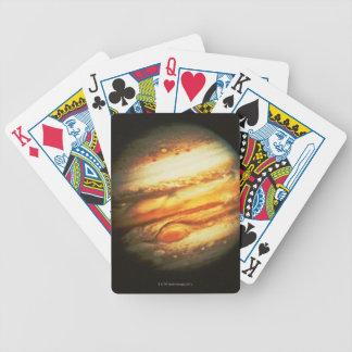 Jupiter 3 deck of cards