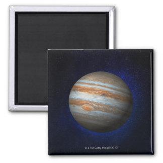 Jupiter 4 square magnet