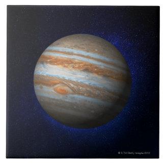 Jupiter 4 large square tile