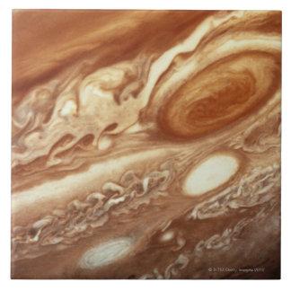 Jupiter 5 large square tile
