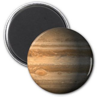 Jupiter 6 Cm Round Magnet