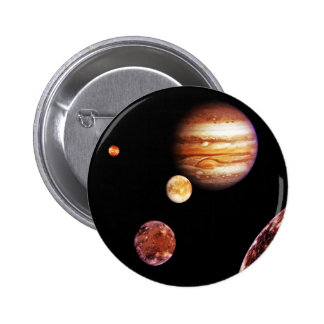 Jupiter and Her Moons Pin