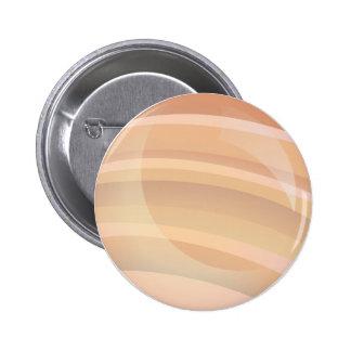 Jupiter 6 Cm Round Badge