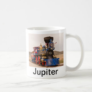 Jupiter Basic White Mug